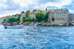 Le voyage autour de l'île Photo stock