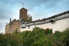 Le Wartburg, Allemagne Photo stock