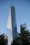 Le World Trade Center de New York un Image libre de droits