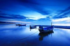 Le wua de Thung laen la plage photographie stock libre de droits
