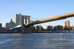 Pont de Brooklyn photo libre de droits