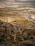 Le Yémen Photographie stock libre de droits