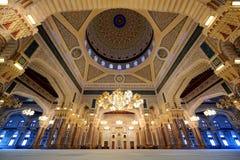 Le Yémen. Sanaa. Mosquée de Saleh Images stock