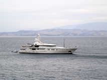 Le yacht Photographie stock