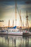 Le yacht de fureur à Key West photographie stock