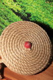 Le yo-yo est jouet traditionnel de l'Indonésie Photo libre de droits