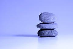 Le zen oscille la tranquilité Image libre de droits