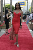 Lea Chatman. At the 8th Los Angeles Latino International Film Festival held at the Egyptian Theater in Hollywood, California, United States on July 16, 2004 royalty free stock image