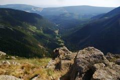 Lea in Karkonosze mountains Stock Photos
