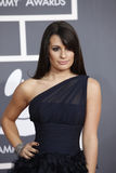 Lea Michele royalty-vrije stock afbeeldingen