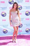 Lea Michele royaltyfria foton