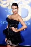 Lea Michele Imagem de Stock