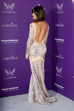 Lea Michele arriving at 11th Annual Chrysalis Butterfly Ball Stock Images