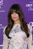 Lea Michele arriving at 11th Annual Chrysalis Butterfly Ball Stock Photo