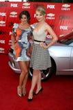 Lea Michele, Dianna Agron Zdjęcie Royalty Free