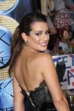 Lea Michele, Lea Michelle Fotografia Stock