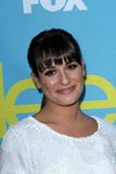Lea Michelle. Lea Michele  at the Glee Academy Screening, Leonard H. Goldenson Theater, North Hollywood, CA 05-01-12 Royalty Free Stock Image