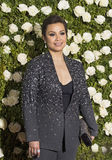 Lea Salonga. Filipina singer, entertainer and previous Tony winner for the original production of `Miss Saigon,` Lea Salonga, arrives on the red carpet at the Stock Photos
