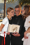 Lea Seudoux & Adele Exarchopoulos & Abdellatif Kechiche Royaltyfri Fotografi