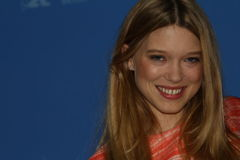 Lea Seydoux Royalty Free Stock Images