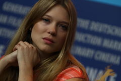 Lea Seydoux Royalty Free Stock Photos