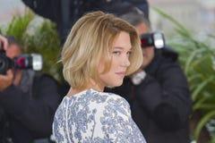 Lea Seydoux Stock Photo