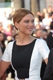 Lea Seydoux Stock Image