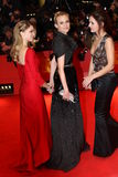 Lea Seydoux, Diane Kruger and Virginie Ledoyen Stock Images