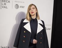 Lea Seydoux at the 2018 Tribeca Film Festival Stock Images