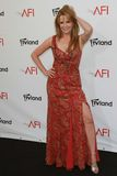 Lea Thompson at the AFI Life Achievement Award Honoring Shirley MacLaine, Sony Pictures Studios, Culver City, CA 06-07-12 Stock Photo