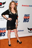 Lea Thompson arrives at the 19th Annual Race to Erase MS gala Stock Photography
