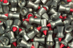 Lead Air Gun Pellets Stock Photography