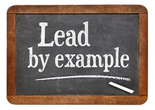 Free Lead By Example Stock Photo - 52630940