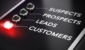 Free Lead Conversion Stock Photo - 49552960