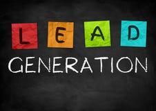 Lead Generation Royalty Free Stock Photos