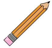 Lead pencil Royalty Free Stock Photos