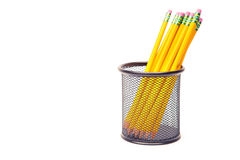 Lead pencils Stock Images