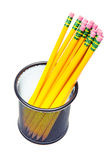 Lead pencils Stock Photography