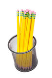 Lead pencils Stock Photo