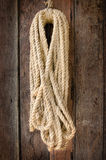 Lead Ropes And Lassos For The Cowboys Royalty Free Stock Photography