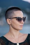 Lead singer of girl group Nikita Dasha Astafieva Royalty Free Stock Image