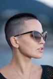Lead singer of girl group Nikita Dasha Astafieva Royalty Free Stock Photos