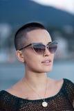 Lead singer of girl group Nikita Dasha Astafieva Stock Photos