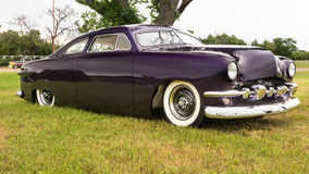 Lead Sled at the Lonestar Round Up Stock Photos