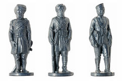 Free Lead Soldiers  Royalty Free Stock Image - 9671846