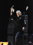 Lead vocalist of Nazareth Dan Mccafferty  Stock Photography