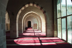 Leaded Mosque Stock Image