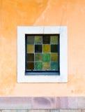 Leaded window Stock Photos