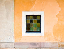 Leaded window Royalty Free Stock Photo