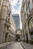 Leadenallplaats, Londen, het UK stock foto's